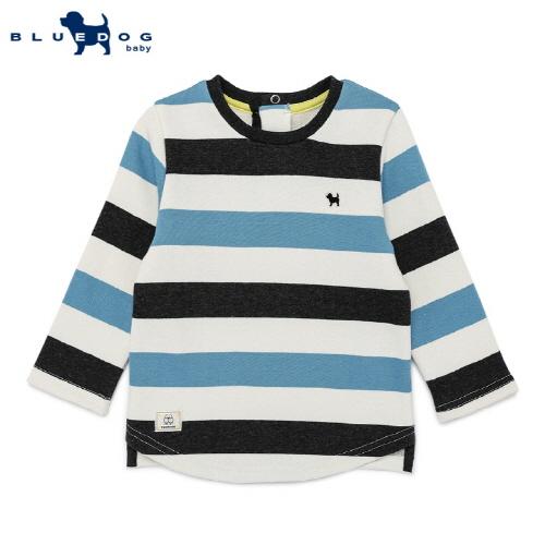 (유아) 멀티 STRIPE 티셔츠_47D1433001