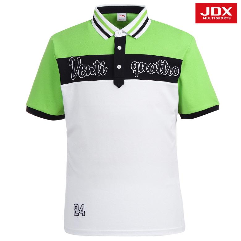 (남성)3도블럭 요꼬에리 티셔츠_X2NMTSM04-WH