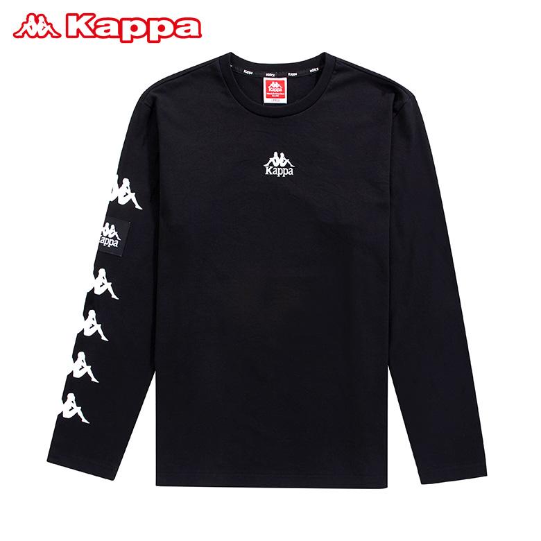 (남성)헤리티지 티셔츠_KJRL355MN_BLK
