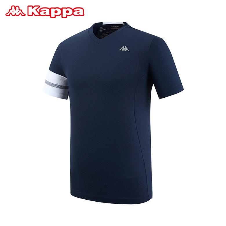 (남성)아이스큐브 냉감 기능성 브이넥 티셔츠_KJRS202MN_MNY
