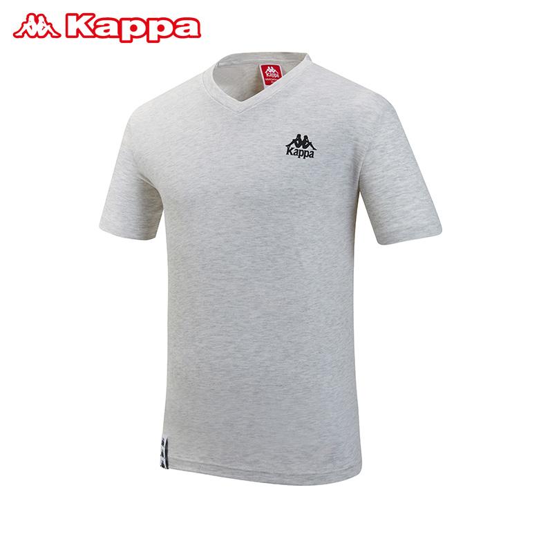 (공용)브이넥 기본 면 티셔츠_KJRS266MN_MWH