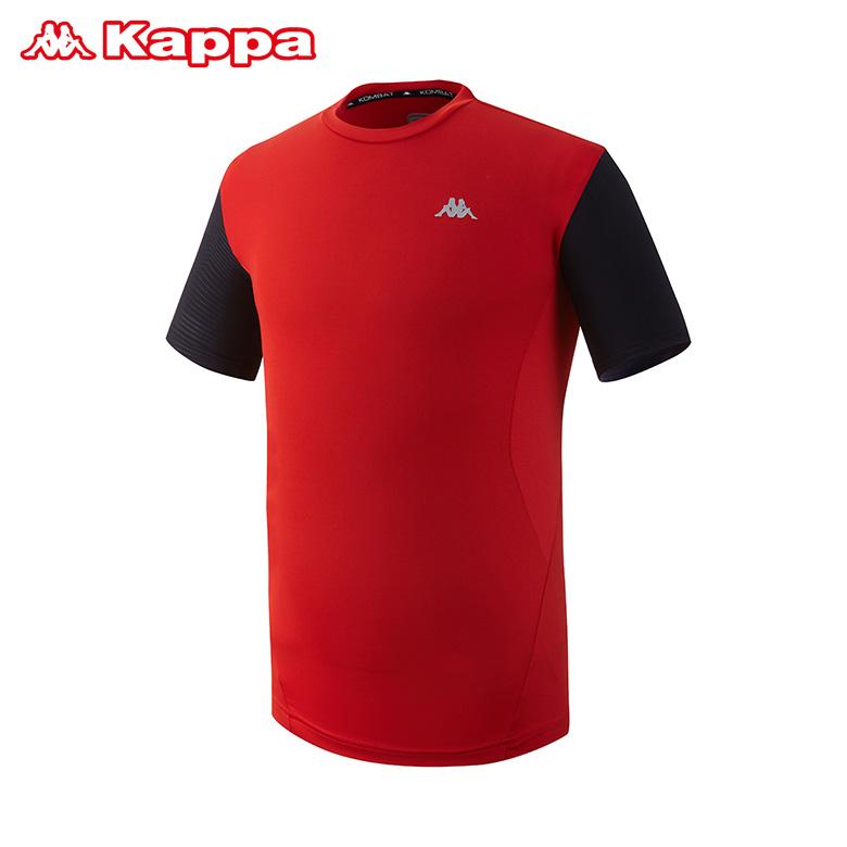 (남성)스킨 레이어 티셔츠_KJRS322MN_RED