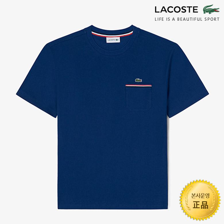 (남성)삼선 포켓 티셔츠_TH355E-20B