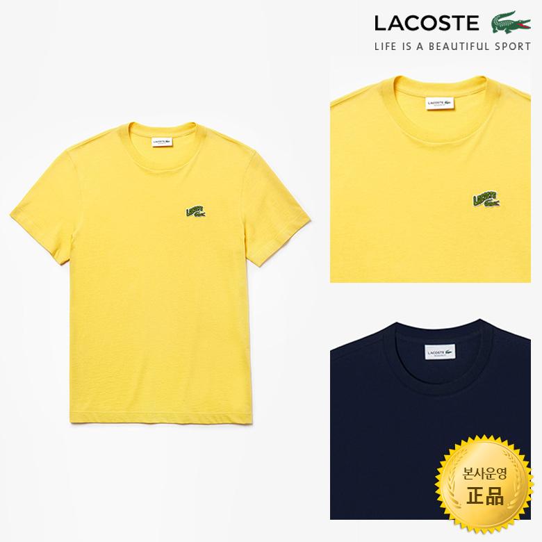 (남성)뱃지 크루넥 티셔츠_TH5170-20B