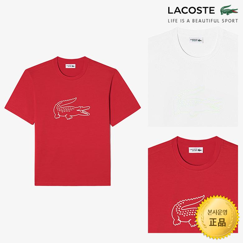 (남성)크록 반팔 티셔츠_TH701E-20B