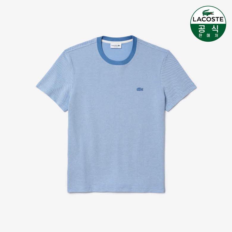 (남성)투톤 티셔츠_TH0710-51G