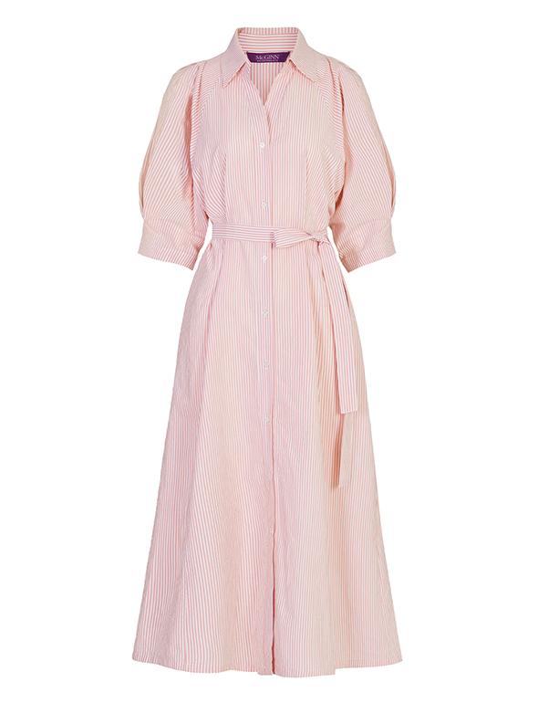 롱 셔츠 드레스_MJM1OP3300