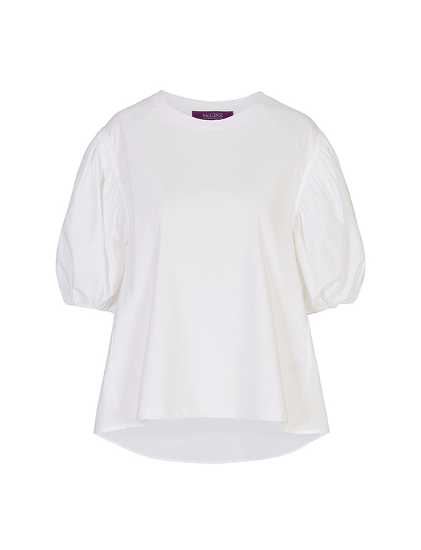 퍼프 셔링 티셔츠_MJM1TS6700